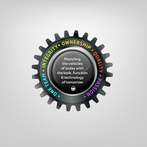 Runner-up design by herdiyantomirror