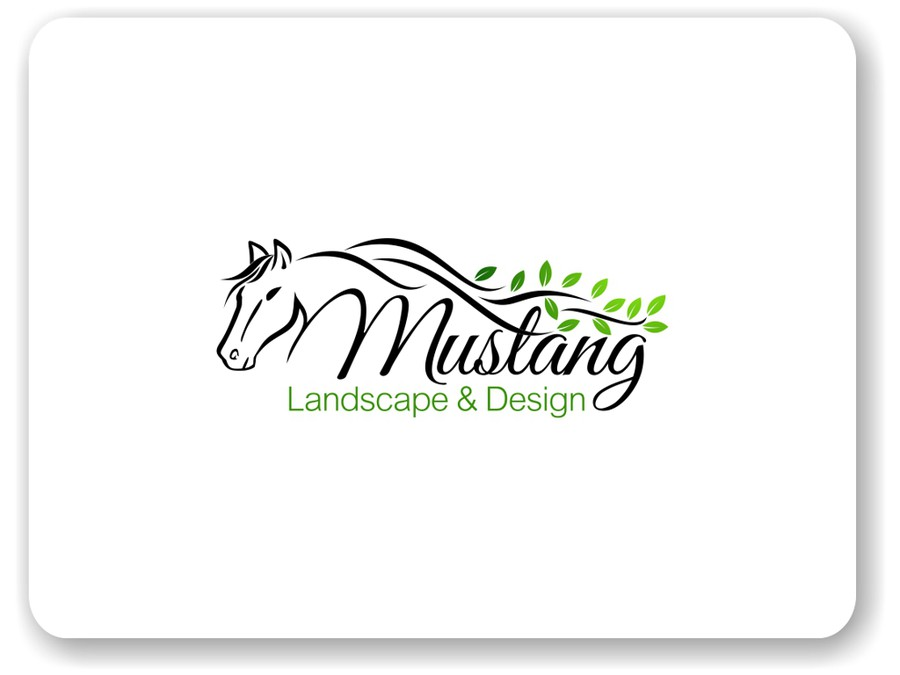 Elegant equus themed landscape business logo design contest for Landscape design contest