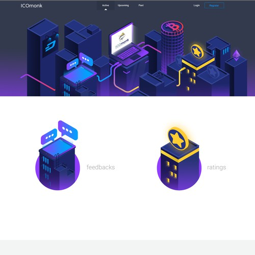 Runner-up design by Maxim Andreev