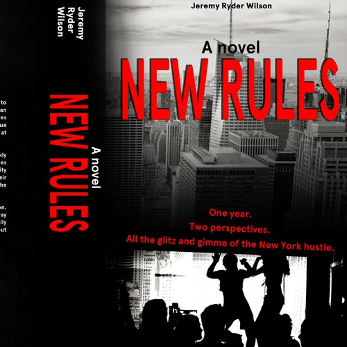 Award Winning Book Cover Design : Design the cover for this award winning novel book