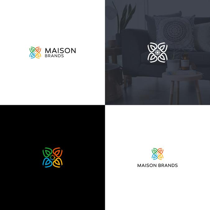 Maison brands logo design contest for Maison brand