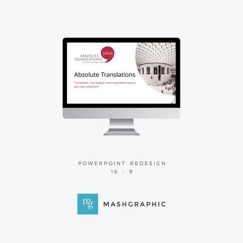 Runner-up design by mashgraphic