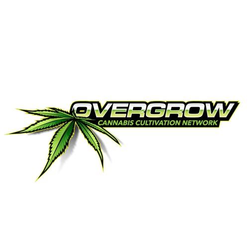 Design timeless logo for Overgrow.com Design by 262_kento
