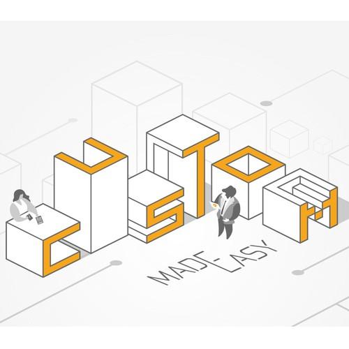 Runner-up design by kesab