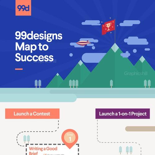 Design finalista por Graphic Hill