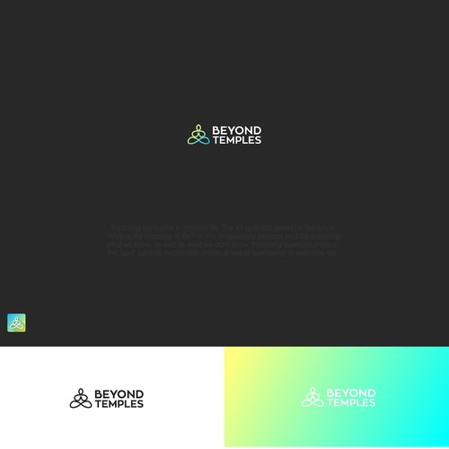 Runner-up design by Clevero
