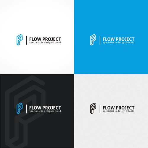 Need modern but fun logo identity pack for design for Godfrey design build