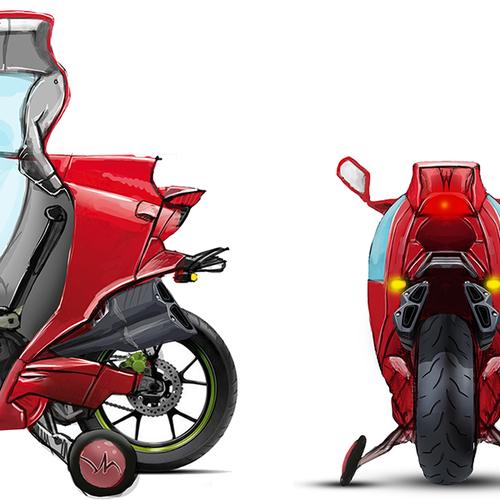 Diseño finalista de Vali Lancea