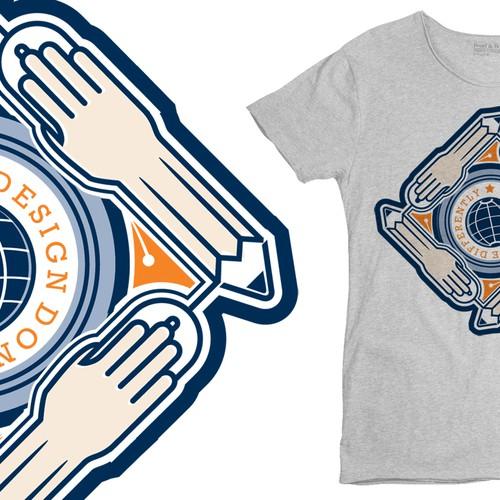 Create 99designs' Next Iconic Community T-shirt Design by LogoLit