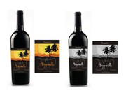 Product label design by gogas