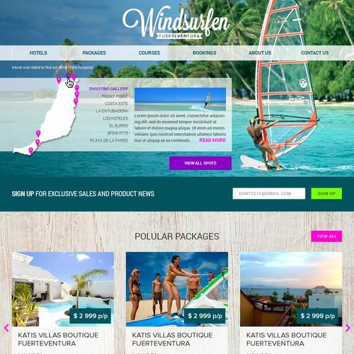 Meilleur design de MK UI/UX/Web Design