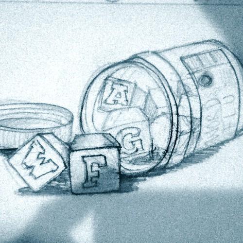 Runner-up design by D. Jiang