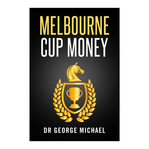 Book Cover Design Melbourne : A simple but outstanding ebook cover logo for melbourne