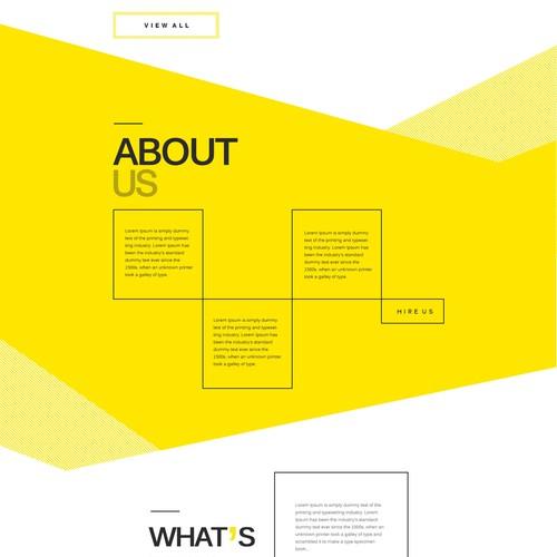 Runner-up design by ivdsgn