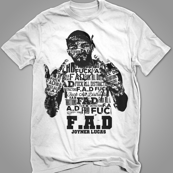 T Shirt Design (Urban/Hiphop)   T-Shirt contest