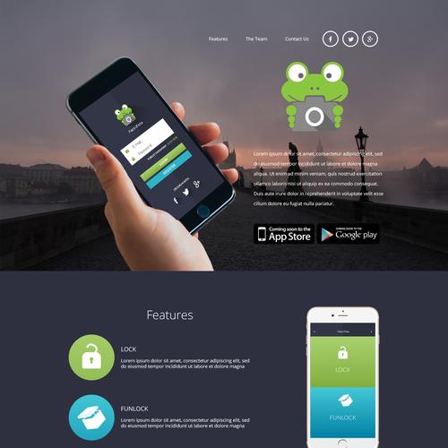 Design finalista por eeeh_aarrh