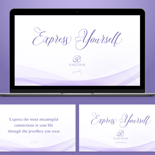 Design A Simple Yet Elegant Powerpoint Template For A Jewellery Design Company Powerpoint Template Contest 99designs