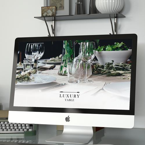 Runner-up design by ElegantPixels