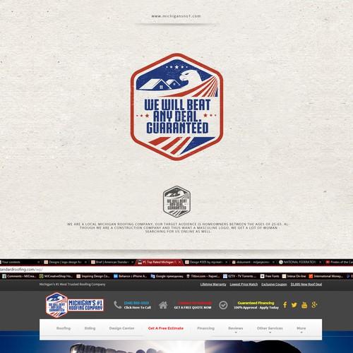 Runner-up design by 6thpix®