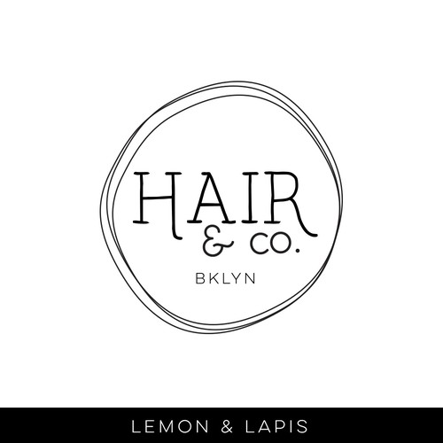 Runner-up design by lemon and lapis