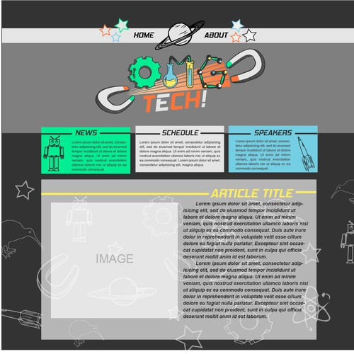 Runner-up design by fold your design