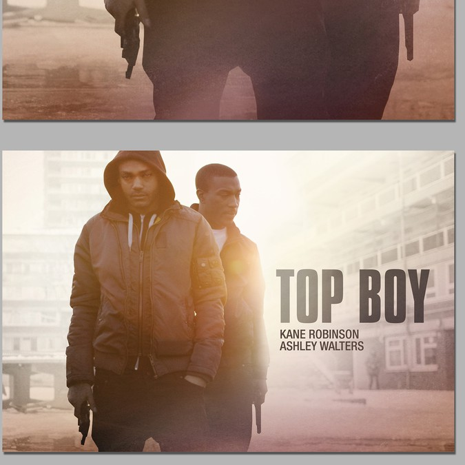 TOP BOY: Make A Poster For A Highly Acclaimed British