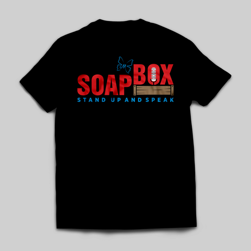 Eye catching urban logo to put on a t shirt to wear when for Put my logo on a shirt