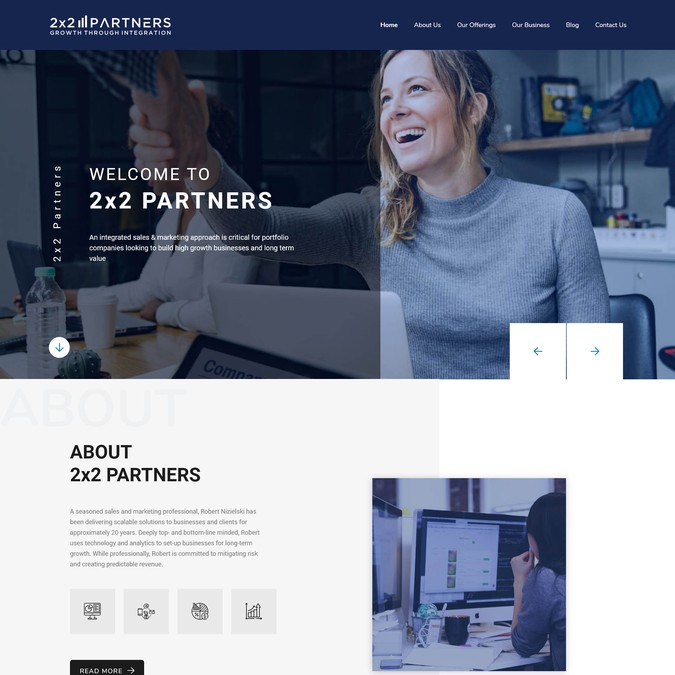 Winning design by Ultimate Designerzz