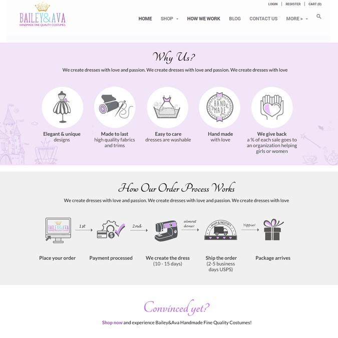 Design vencedor por MotivatedDesign