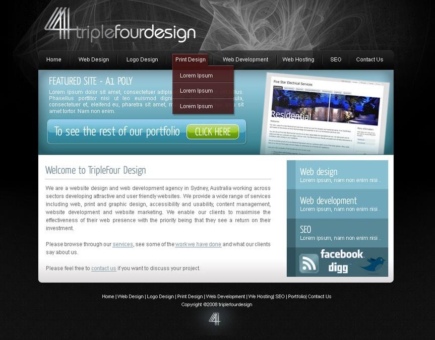 Design vencedor por deletemeplx