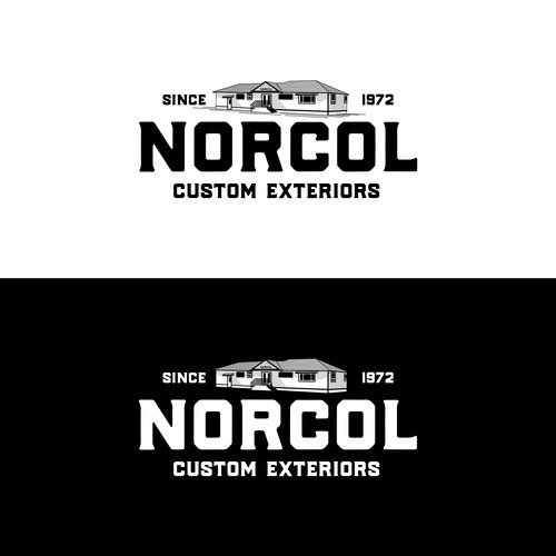 Runner-up design by Normans