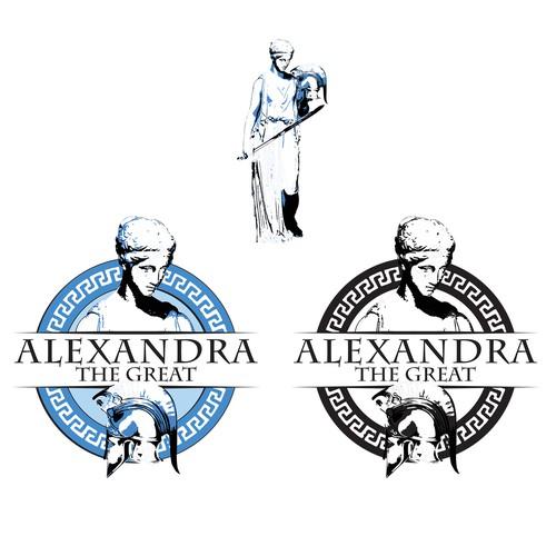 Runner-up design by Sandy Stanton