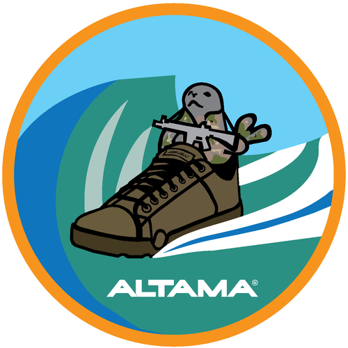Runner-up design by Aleksijus23