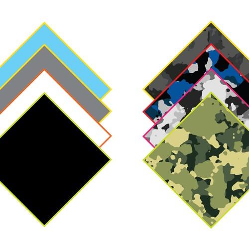 Runner-up design by NRZMN
