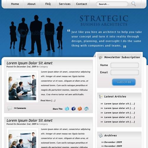 Meilleur design de Webhead