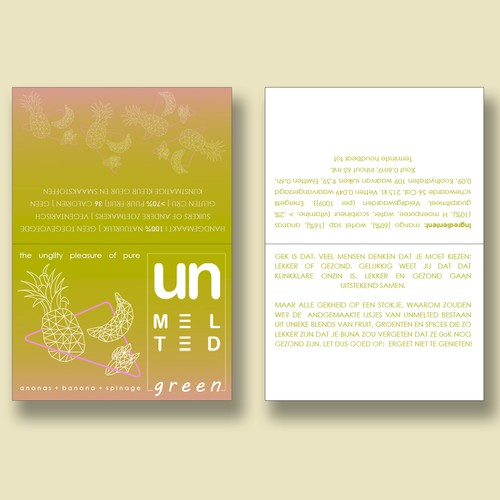 Runner-up design by DuDess & DuDe