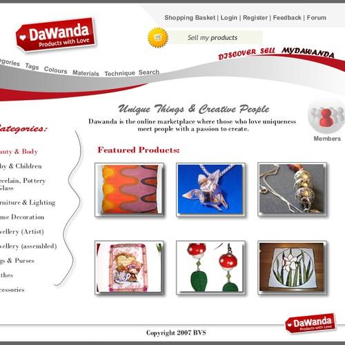 Diseño finalista de bvs