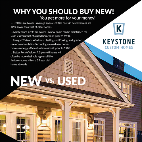 Create a Powerful Infographic for Keystone Custom Homes ...