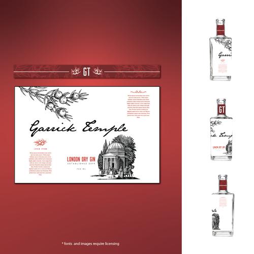 Runner-up design by Violet_Lotus