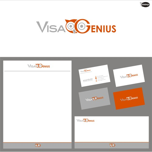 Runner-up design by innovys