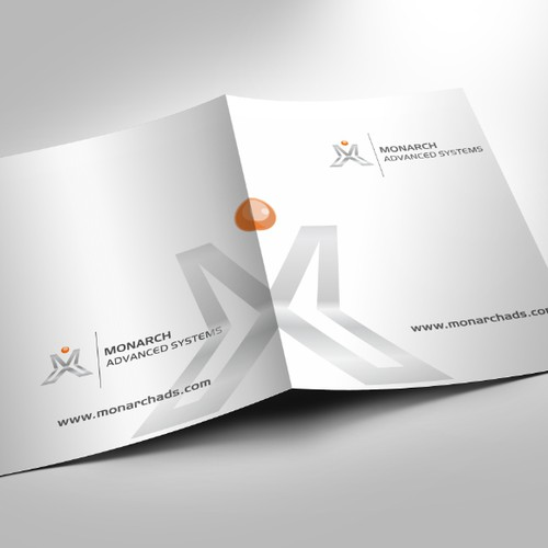 Runner-up design by Perfect Symbols