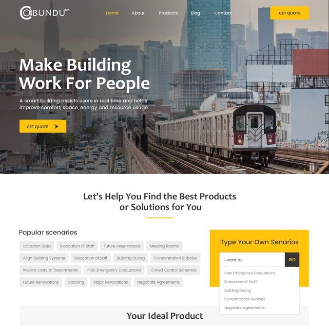 Winning design by Gendesign
