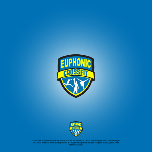Runner-up design by M.D™