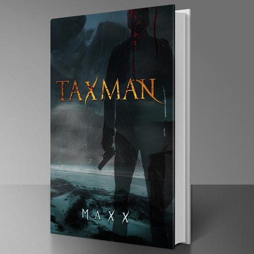 Book Cover Design Job Description : Dramatic book cover needed for ebook paperback in fiction