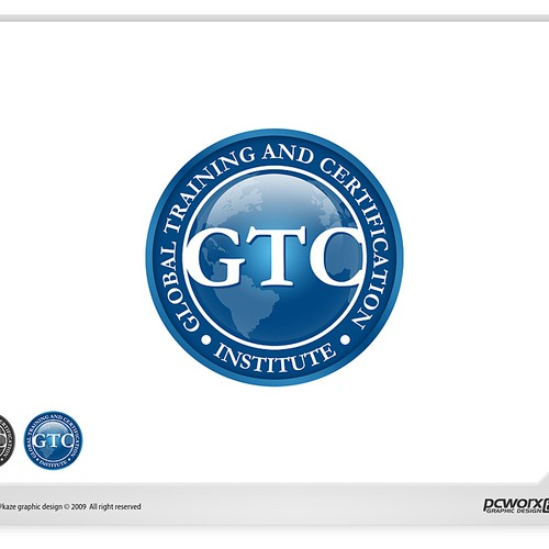 training institute seal logo needed logo design contest