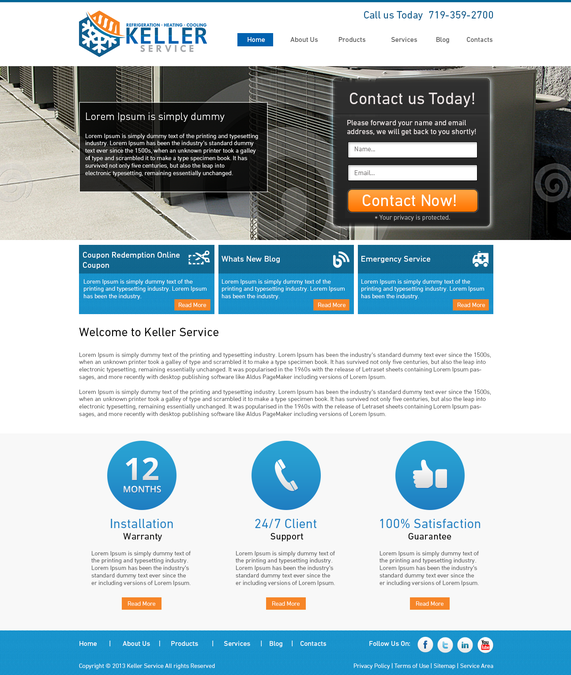 Winning design by Vebiz Solutions