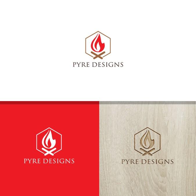 Winning design by overprint
