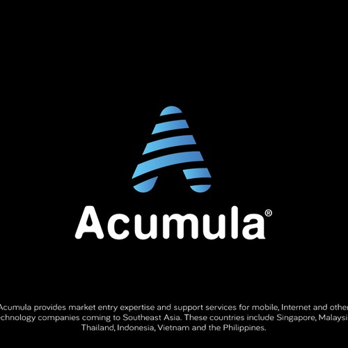 Most excellent logo design required for Acumula, based in