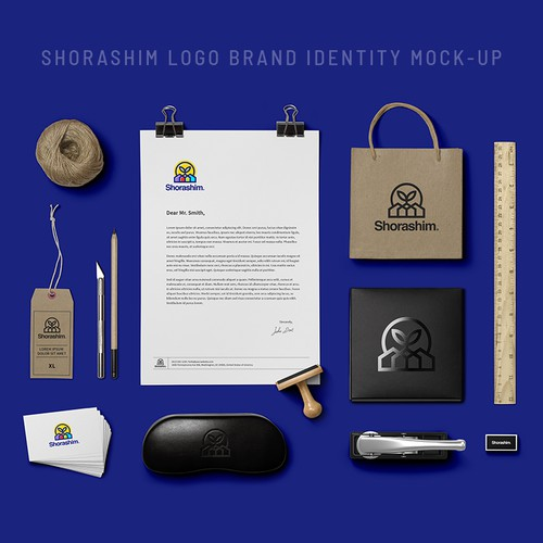 ShOrAsHiM - Design a vibrant logo for a community center