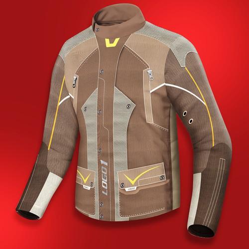 how to create a jacket